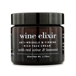 Apivita Wine Elixir Anti-Wrinkle & Firming Rich Face Cream  50ml/1.76oz