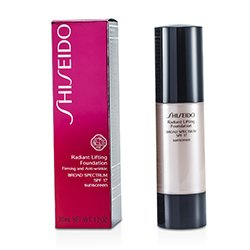 Shiseido Radiant Lifting Base Maquillaje SPF 17 - # I20 Natural Light Ivory  30ml/1.2oz