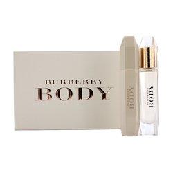 Burberry Body Coffret: Eau De Parfum Spray 60ml/2oz + Body Milk 100ml/3.3oz  2pcs