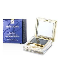 Estee Lauder Pure Color Gelee Powder Eye Shadow - # 05 Cyber Green (Metallic)  0.9g/0.03oz