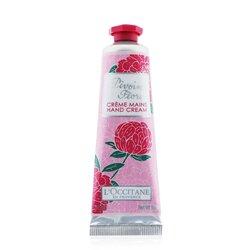 לאוקסיטן Peony (Pivoine) Flora Hand Cream 24MA030P1  30ml/1oz