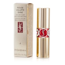 Yves Saint Laurent Rouge Volupte Shine - # 4 Rouge In Danger/ Rouge Ballet  4.5g/0.15oz