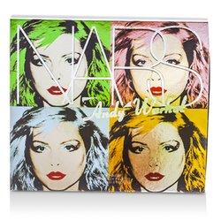 NARS Andy Warhol Collection Debbie Harry باليت العيون والخدود (×4 ظلال عيون، ×2 أحمر خدود)  6pcs