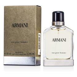 Giorgio Armani Armani Eau De Toilette Spray (New Version)  50ml/1.7oz