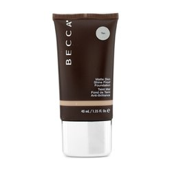 Becca Matte Skin Shine Proof Foundation - # Tan  40ml/1.35oz