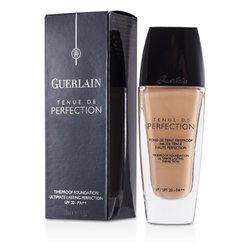 Guerlain Tenue De Perfection Timeproof Foundation SPF 20 - # 13 Rose Naturel  30ml/1oz