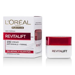 L'Oreal Plenitude RevitaLift Eye Cream (New Packaging)  15ml/0.5oz