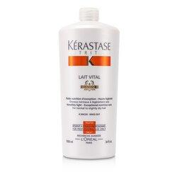 케라스타즈 뉴트리티브 레 바이탈 인크레더블리 라이트-익셉셔널 뉴트리션 케어 (일반, 약간 건조한 모발용)  1000ml/34oz