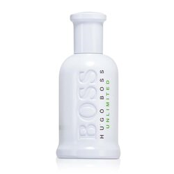雨果博斯 自信無限男性淡香水 Boss Bottled Unlimited Eau De Toilette Spray  50ml/1.6oz