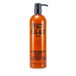 Tigi Bed Head Colour Goddess Oil Infused Conditioner - For Coloured Hair (Pump)  750ml/25.36oz