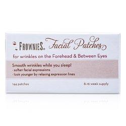 Frownies מטליות לפנים – למצח ובין העיניים  144 Patches