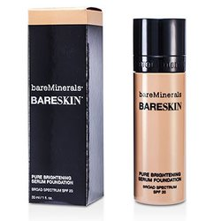 BareMinerals BareSkin Pure Brightening Serum Foundation SPF 20 - # 06 Bare Satin  30ml/1oz