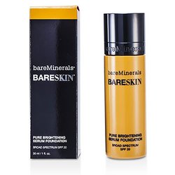 BareMinerals BareSkin Pure Brightening Serum Foundation SPF 20 - # 12 Bare Sand  30ml/1oz