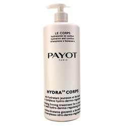 Payot Le Corps Hydra 24 Corps Hydrating Firming Treatment For A Youtful Body (Salon Size)  1000ml/33.8oz