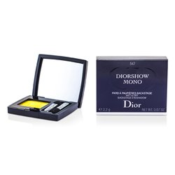 Christian Dior Diorshow Mono Wet & Dry Backstage Eyeshadow - # 547 Yellow  2.2g/0.07oz