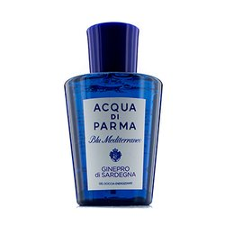 Acqua Di Parma Blu Mediterraneo Ginepro Di Sardegna Energizing Shower Gel  200ml/6.7oz