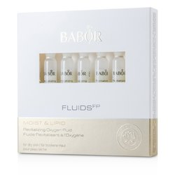 Babor Fluids FP Revitalizing Oxygen Fluid (Moist & Lipid, For Dry Skin)  7x2ml/0.07oz