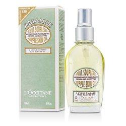 L'Occitane Almond Supple Skin olaj - Firming & Beautifying  100ml/3.4oz