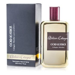 Atelier Cologne Gold Leather Cologne Absolue Spray  200ml/6.7oz