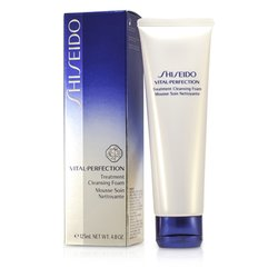 Shiseido Vital-Perfection Treatment Cleansing Foam  125ml/4.8oz
