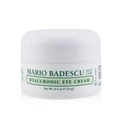 Mario Badescu Hyaluronic Eye Cream - For All Skin Types  14ml/0.5oz
