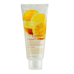 3W Clinic Hand Cream - Lemon  100ml/3.38oz