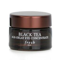 Fresh Koncentrovaná očná starostlivosť s čiernym čajom proti starnutiu   15ml/0.5oz