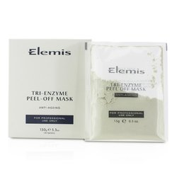 Elemis Tri-Enzyme Peel Off Mask (Salon Product)  10x15g/0.5oz