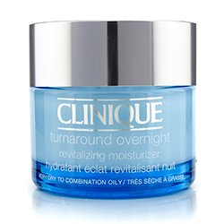 Clinique Turnaround Overnight Revitalizing Moisturizer - Very Dry to Combination Oily  50ml/1.7oz