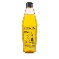 Redken Diamond Oil Şampon Strălucire Intensă (Pentru Păr Tern)  300ml/10.1oz