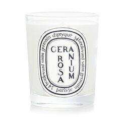 Diptyque 玫瑰天竺葵 香氛蠟燭 Scented Candle - Geranium Rosa (Rose Geranium)  190g/6.5oz