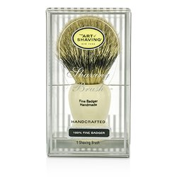 The Art Of Shaving Fine Badger Shaving Brush - Ivory  1pc