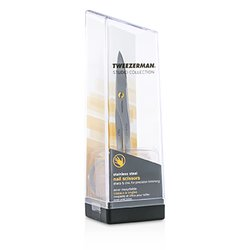 Tweezerman Stainless Steel Nail Scissors (Studio Collection)