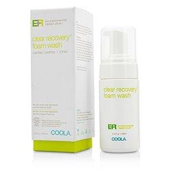 Coola Environmental Repair Plus Clear Recovery Foam Wash  100ml/3.4oz