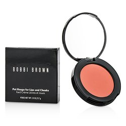 Bobbi Brown Pot Rouge For Lips & Cheeks (New Packaging) - #02 Calypso Coral  3.7g/0.13oz