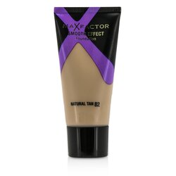 Max Factor Smooth Effect Foundation - #82 Natural Tan  30ml/1oz