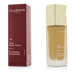 Clarins Everlasting Foundation SPF15 - # 116 Ginger  30ml/1.2oz