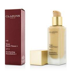 Clarins Everlasting Foundation+ SPF15 - # 110 Honey  30ml/1.1oz