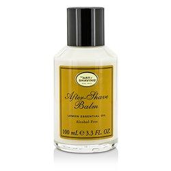 The Art Of Shaving Borotválkozás utáni balzsam - Lemon Essential Oil (doboz nélkül)  100ml/3.3oz