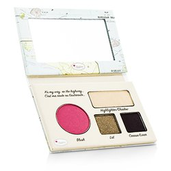 ザバーム Autobalm Face Palette - #Hawaii
