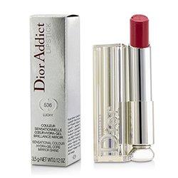 Christian Dior Dior Addict Hydra Gel Core Mirror Shine Lipstick - #536 Lucky  3.5g/0.12oz
