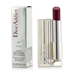 Christian Dior Dior Addict Hydra Gel Core Mirror Shine Lipstick - #976 Be Dior  3.5g/0.12oz
