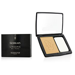 Guerlain Lingerie De Peau Nude Powder Foundation SPF 20 - # 13 Rose Naturel  10g/0.35oz