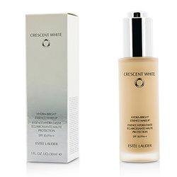 Estee Lauder Crescent White Hydra Bright Essence Makeup SPF 30 - #1C0 Cool Porcelain  30ml/1oz
