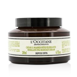 לאוקסיטן Aromachologie Rebalancing Massage Cream קרם עיסוי  200ml/6.7oz