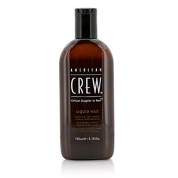 American Crew Men Liquid Wax (Hair Control, Medium Hold and Shine)  150ml/5.1oz
