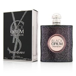 Yves Saint Laurent Black Opium Nuit Blanche Eau De Parfum Spray  90ml/3oz
