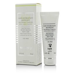 Sisley Mattifying Moisturizing Skin Care with Tropical Resins - For Combination & Oily Skin (Oil Free)  50ml/1.6oz