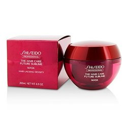 Shiseido The Hair Care Future Sublime Mask (Hair Lacking Density)  200ml/6.9oz