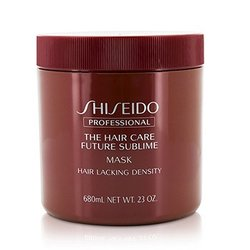 Shiseido The Hair Care Future Sublime Mask (Hair Lacking Density)  680ml/23oz